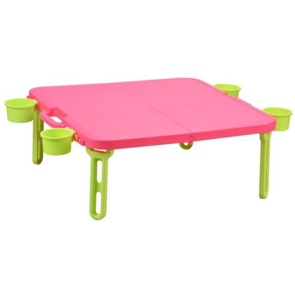 折りたたみ ピクニックテーブル 運動会 バタフライレジャーテーブル角型|livewell|11