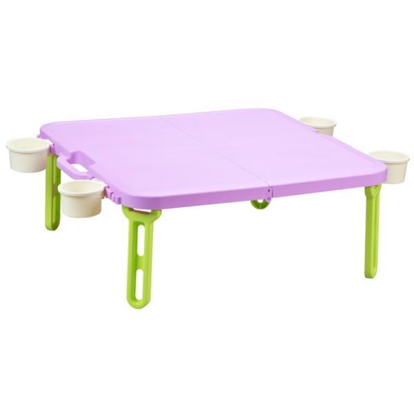 折りたたみ ピクニックテーブル 運動会 バタフライレジャーテーブル角型|livewell|12