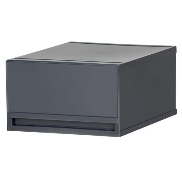 衣装ケース プラスチック 引き出し チェスト 1段 プラストベーシックFR3401 押入れ収納 衣替え 衣類収納 収納ボックス 収納ケース|livewell|18
