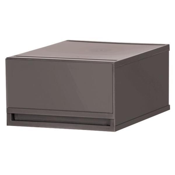 衣装ケース プラスチック 引き出し チェスト 1段 プラストベーシックFR3401 押入れ収納 衣替え 衣類収納 収納ボックス 収納ケース|livewell|19