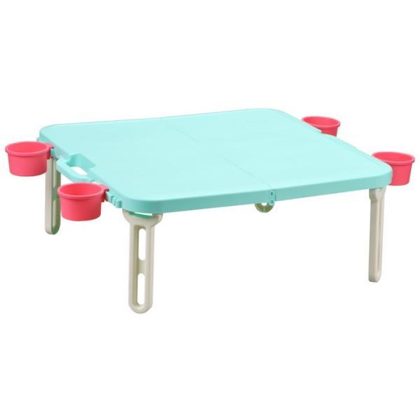 折りたたみ ピクニックテーブル 運動会 バタフライレジャーテーブル角型|livewell|15