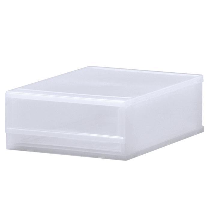 レターケース おしゃれ 引き出し プラスチック 収納ケース 1段 A4サイズ プラストベーシックFRA401|livewell|14