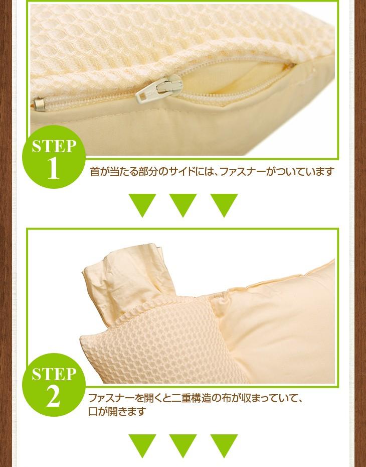 ネックフィット枕の人気の秘密
