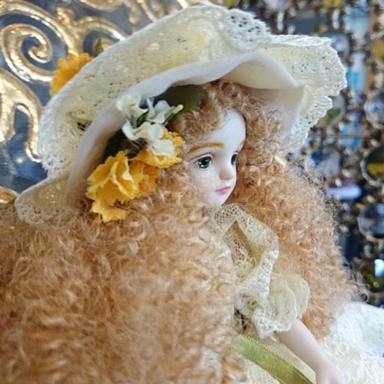 【若月まり子人形作品】フィルクローシェシリーズアンネット7