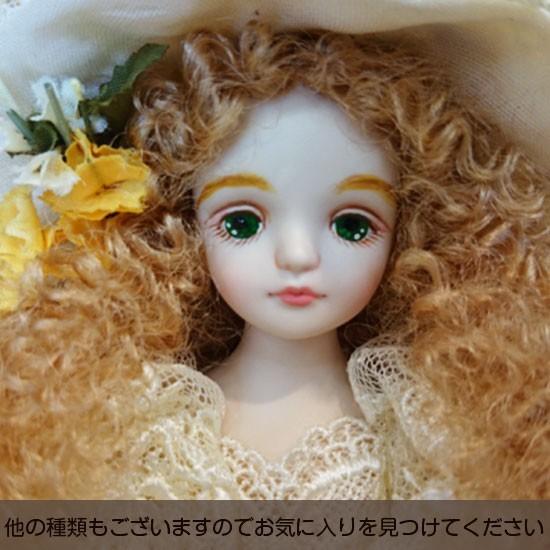 【若月まり子人形作品】フィルクローシェシリーズアンネット8:他の種類もございますのでお気に入りを見つけてください