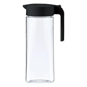 ピッチャー 冷水筒 2.1L ドリンクビオ ワンタッチ 耐熱 縦置き 横置き ( プッシュ式 ポット 冷水ポット 水差し 麦茶ポット ジャグ )|livingut|13