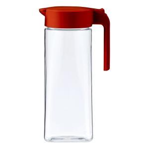 ピッチャー 冷水筒 2.1L ドリンクビオ ワンタッチ 耐熱 縦置き 横置き ( プッシュ式 ポット 冷水ポット 水差し 麦茶ポット ジャグ )|livingut|12