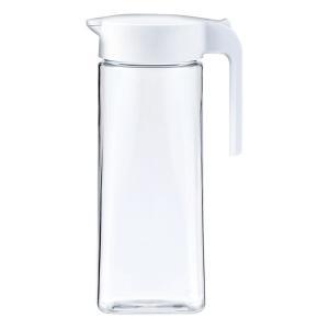 ピッチャー 冷水筒 2.1L ドリンクビオ ワンタッチ 耐熱 縦置き 横置き ( プッシュ式 ポット 冷水ポット 水差し 麦茶ポット ジャグ )|livingut|11