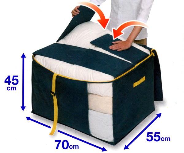 面倒な衣替えが楽になる!布団、衣類、季節用品の収納に便利なアイテム勢ぞろい♪