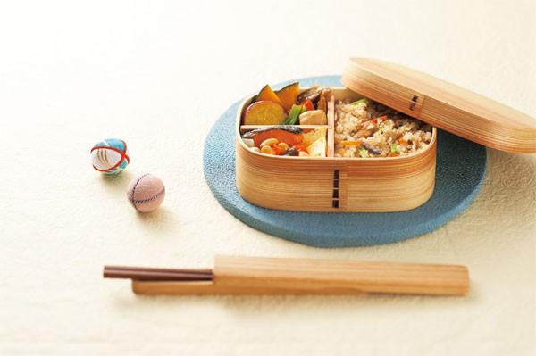お米が美味しくなると人気!曲げわっぱ弁当の選び方とお手入れ方法
