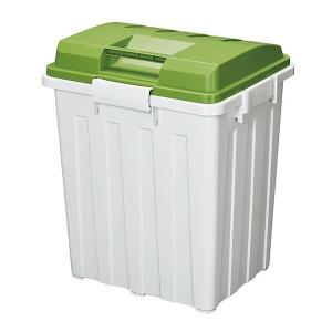 ゴミ箱 ふた付き 連結ハンドルペール 70L ( 屋外 大容量 大型 )|livingut|08
