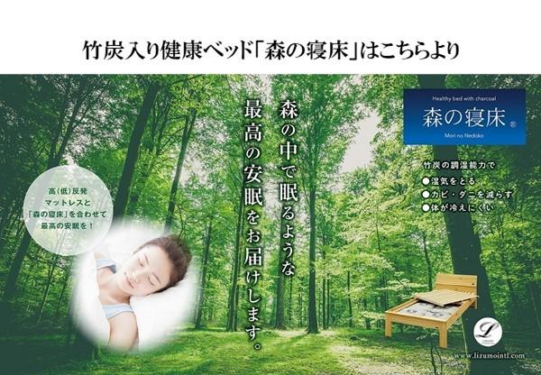 森の寝床Pへ