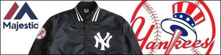 Majestic/マジェスティック ニューヨーク・ヤンキース/NEW YORK YANKEES