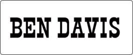 BEN DAVIS/ベンデイビス