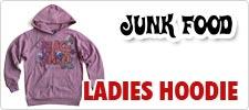 ジャンクフード/JUNK FOOD レディースパーカー、スウェット
