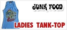 ジャンクフード/JUNK FOOD レディース タンクトップ