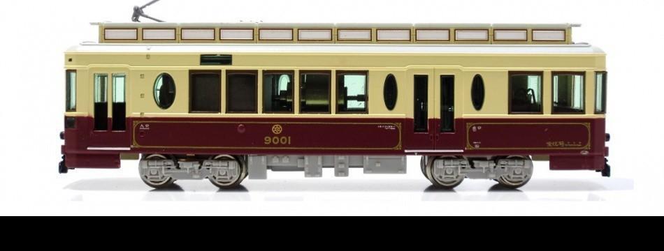 鉄道模型のロコ
