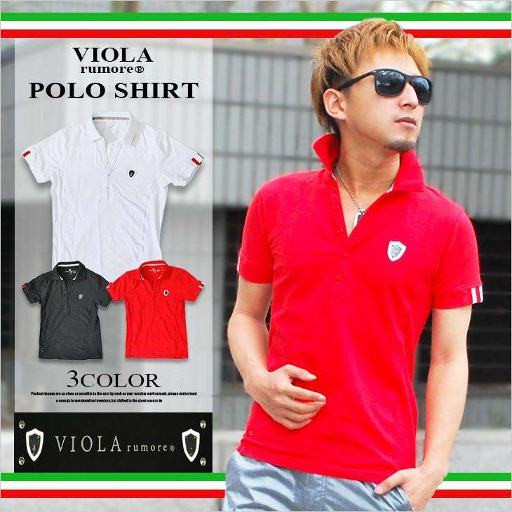【VIOLA】ポロシャツ