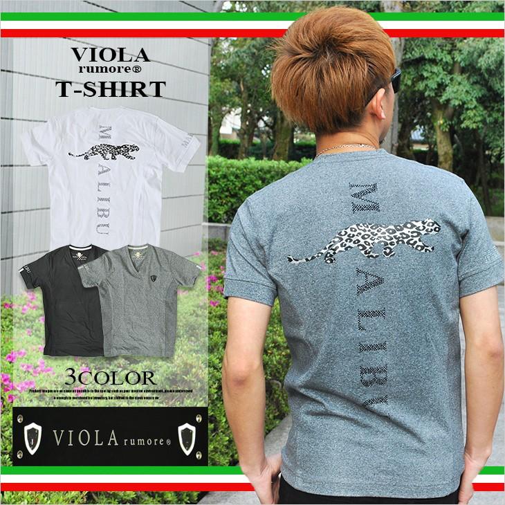 【VIOLA】Tシャツ