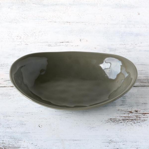 食器 和食器 パスタ カレー サラダ  おしゃれ お皿 皿 食器 プレート 陶器 美濃焼 可愛い 日本製 カレー皿&パスタ皿 24cm (全9色)|long-greenlabel|27