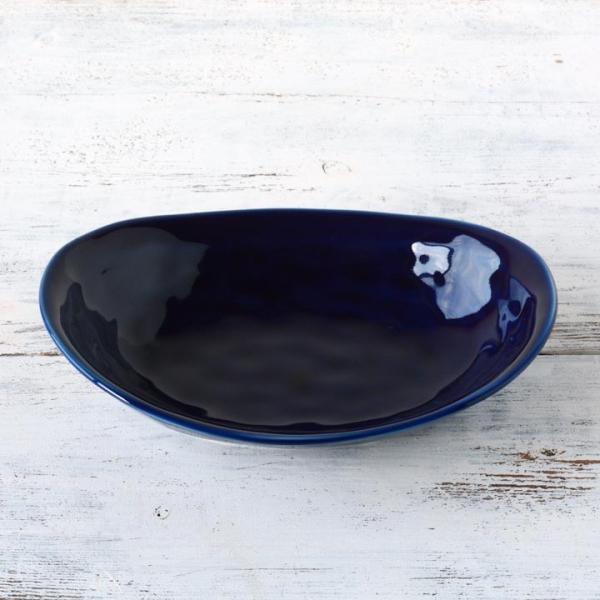 食器 和食器 パスタ カレー サラダ  おしゃれ お皿 皿 食器 プレート 陶器 美濃焼 可愛い 日本製 カレー皿&パスタ皿 24cm (全9色)|long-greenlabel|22