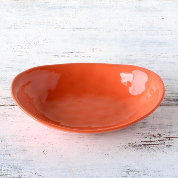 食器 和食器 パスタ カレー サラダ  おしゃれ お皿 皿 食器 プレート 陶器 美濃焼 可愛い 日本製 カレー皿&パスタ皿 24cm (全9色)|long-greenlabel|23