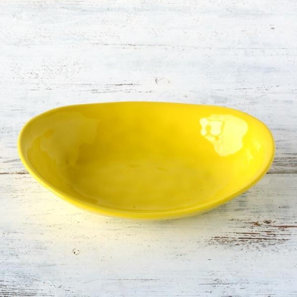食器 和食器 パスタ カレー サラダ  おしゃれ お皿 皿 食器 プレート 陶器 美濃焼 可愛い 日本製 カレー皿&パスタ皿 24cm (全9色)|long-greenlabel|24