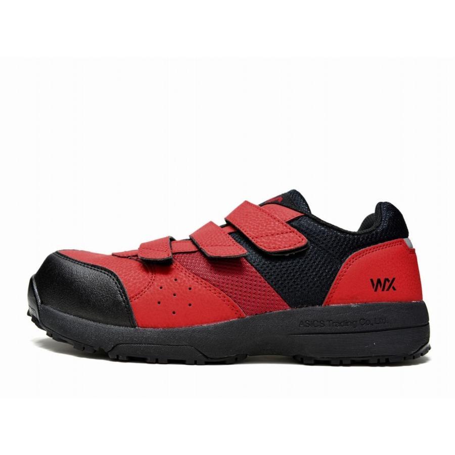 アシックス商事 安全靴 マジックテープ メンズ プロスニーカー テクシーワークス 歩きやすい 痛くない 疲れない 履きやすい|longpshoe|15