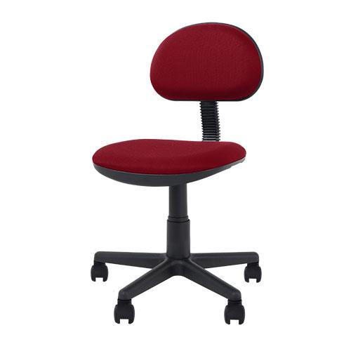 オフィスチェア デスクチェア パソコンチェア 椅子 イス 事務椅子 人気 PCチェア 布張り 在宅 自宅 キャスター付き 軽量 学習椅子 塾 ワークチェア WPA-1|lookit|19