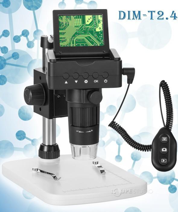 LCDデジタルマイクロスコープ DIM-T2.4