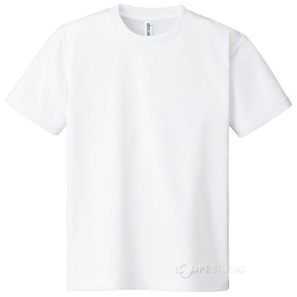 DXドライTシャツ ホワイト 001