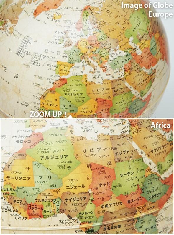 ヨーロッパ・アフリカ