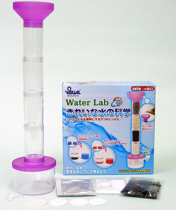 きれいな水の科学