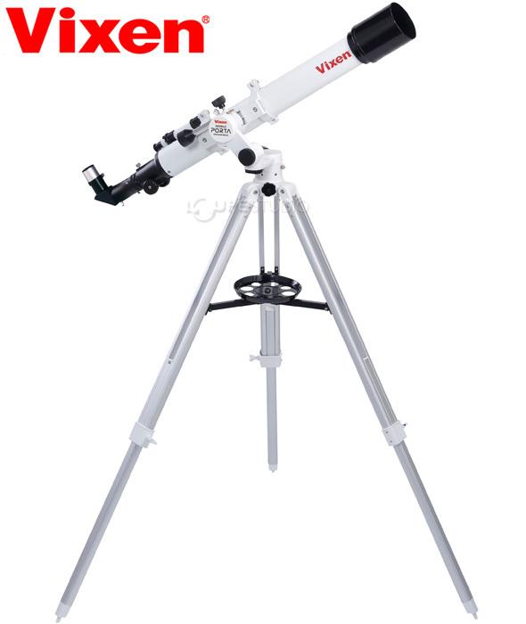 ビクセン 天体望遠鏡 モバイルポルタ A70LF