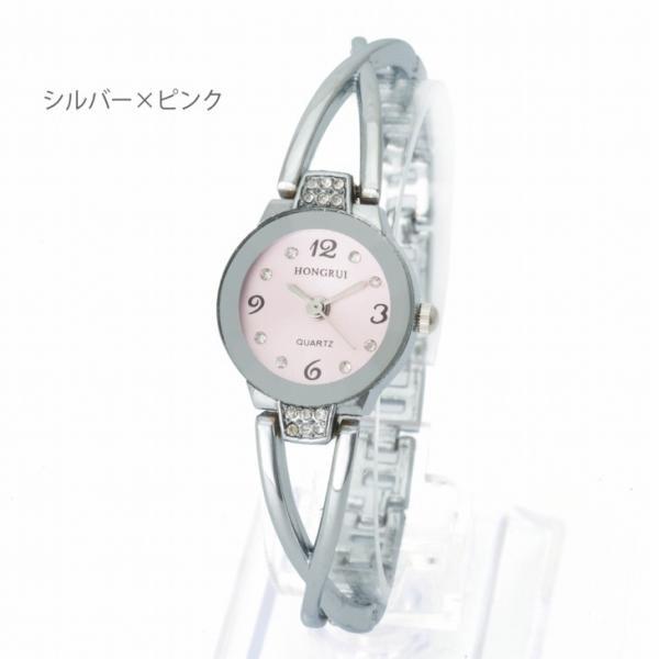 腕時計 レディース おしゃれ 安い 時計 レディースウォッチ 人気 ラインストーンレディースファッションウォッチ 40代 30代 20代 50代|loveaccessories|05