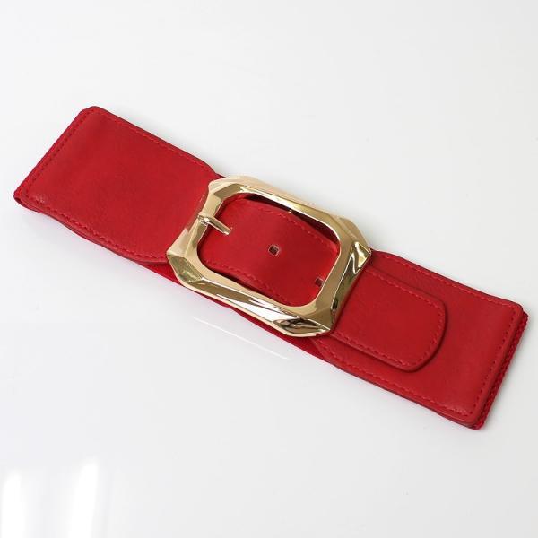 ベルト レディース 太 ベルト ゴム レディース ファッション ゴムベルト レディース パーティードレス 通販 2本セットで割引価格|lovegal|18