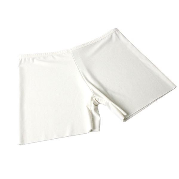 ペチパンツ ペチコート パンツ インナー パンツ 上質ペチパンツ 送料無料 選べる3色ホワイト ベージュ ブラック ストレッチ ペチ パンツ シームレス|lovegal|18