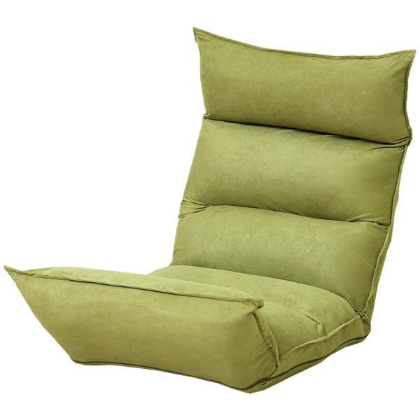 座椅子 リクライニング 低反発 ハイバック おしゃれ 一人掛け 42段ギア 1億円座椅子 座いす リラックスチェアー ロウヤ LOWYA|low-ya|28