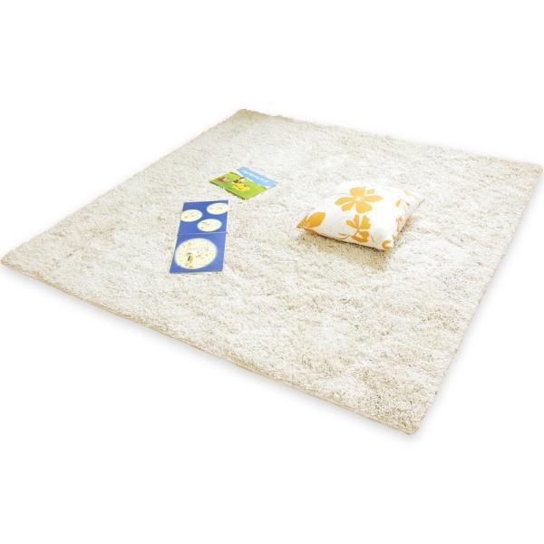 ラグマット ラグ おしゃれ 洗える ウォッシャブル カーペット 絨毯 夏 冬 Mサイズ 正方形 長方形 円形 丸型 マイクロファイバー 2畳 秋冬 ロウヤ LOWYA|low-ya|21