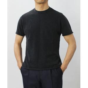 オリジナル ヴィンテージ スタイル / ORIGINAL VINTAGE STYLE / コットン クルーネック 半袖 ニット Tシャツ / セール / 返品・交換不可|luccicare|11