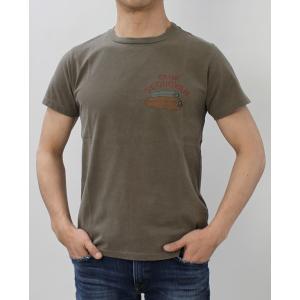 レミレリーフ / REMI RELIEF / CAMP SEQUOYAH スペシャル加工 Tシャツ / 返品・交換可能|luccicare|11