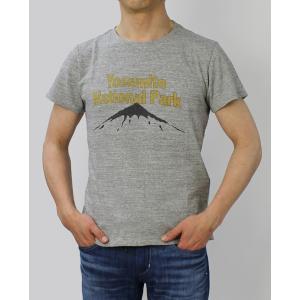レミレリーフ / REMI RELIEF / yosemite ロゴ リサイクル天竺 スペシャル加工 Tシャツ / 返品・交換可能|luccicare|10