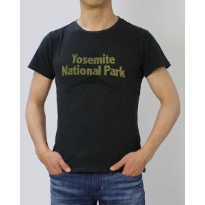 レミレリーフ / REMI RELIEF / yosemite ロゴ リサイクル天竺 スペシャル加工 Tシャツ / 返品・交換可能|luccicare|11