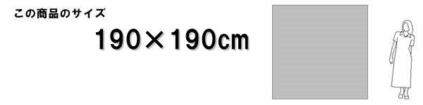 このラグ&マット・カーペットのサイズ