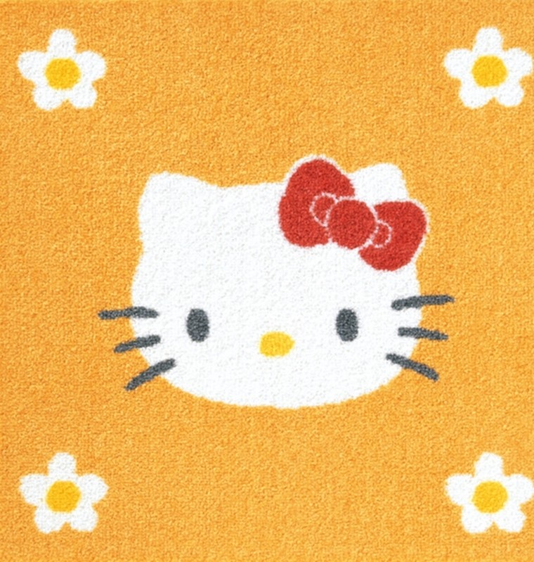 東リ/タイルカーペット/ハロー・キティ