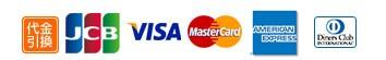 代金引換、クレジットカード決済
