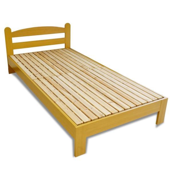 ベッド ベット シングル すのこベッド シングルベッド 超激安ベッド(HRO159)-ART フレームのみ すのこベッド ベットのみ ベッド シングル フレーム|luckykagu|17