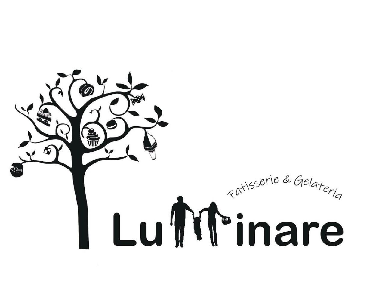 Patisserie&Gelateria Luminare ロゴ