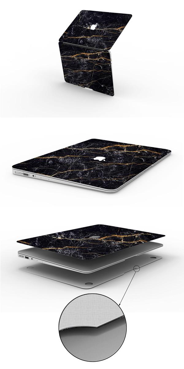 MacBookスキンシール大理石4