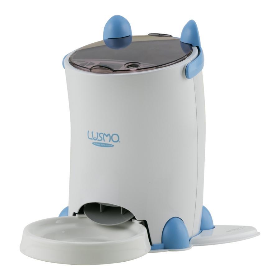 【新モデル・日本製】ルスモ ペットフード・オートフィーダ アドバンス L-AF130 自動給餌器 猫 犬 ルスモ公式|lusmo|12